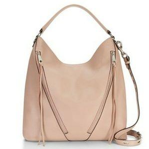 Rebecca Minkoff 'Moto' Hobo Bag - Vintage Pink